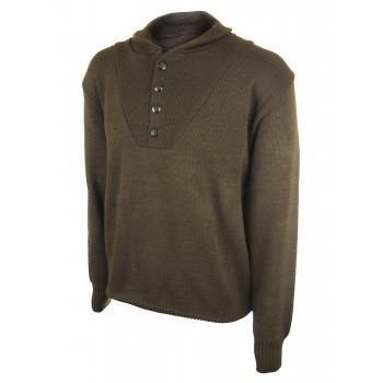 Στρατιωτική μπλούζα πουλόβερ